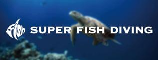 リゾート ダイビングなら SUPER FISH DIVING
